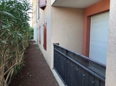 Appartement T2 de 42,90m² avec garage dans résidence récente