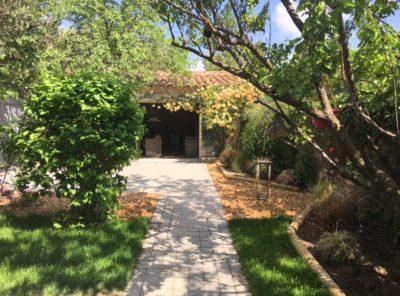 Maison de 145m² hab avec jardin