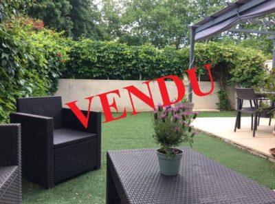 Villa T4 avec jardinet