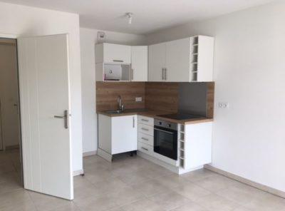 Bel appartement T2 ensoleillé dans résidence récente