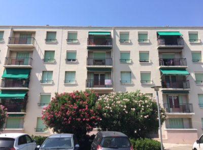 Appartement T3 de 70m² avec loggia dans résidence