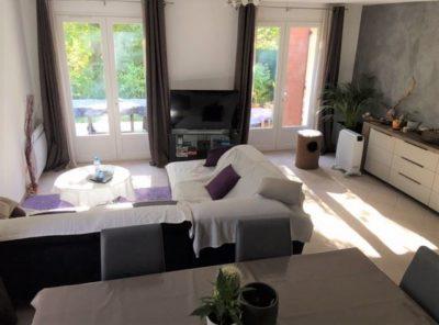 Villa T4 de 104m² hab avec gge sur env 249m² de terrain