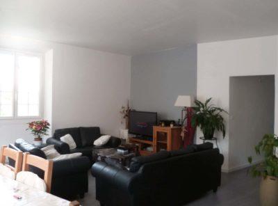 Appartement spacieux et ensoleillé de Type 3 de 74,07m² avec grand garage