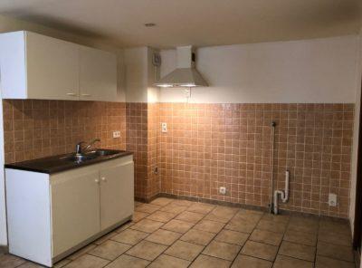 Appartement Type 2 lumineux au rez de chaussée