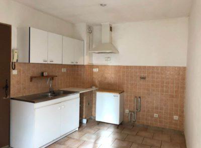 Appartement Type 2 ensoleillé au 1er étage