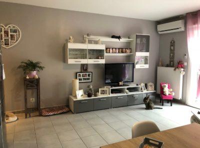 Bel appartement Type 3 avec terrasse et garage double