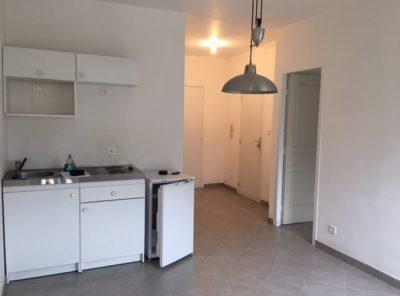 Appartement Type 2 de 45m² avec grande terrasse