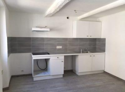 Appartement Type 2 au 1er étage de 43m² hab
