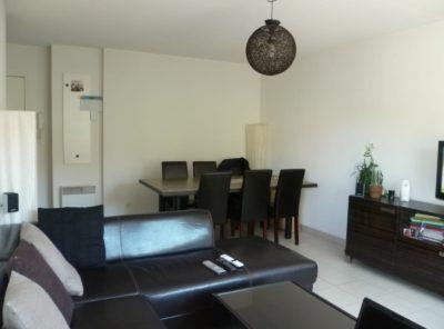 Bel appartement Type 3 avec terrasse sud et garage