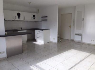 Appartement Type 3 de 62,15m² avec terrasse et garage