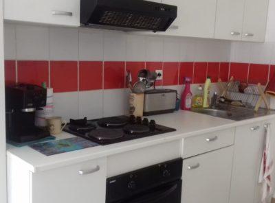 Appartement T2 au RDC avec cour