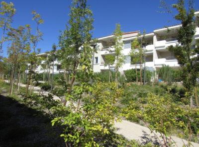 Appartement Type 3 avec terrasse, loggia, garage et place de parking