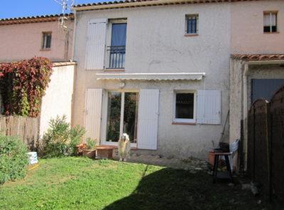 Jolie Villa Type 3 de 73,95m²avec jardinet clos
