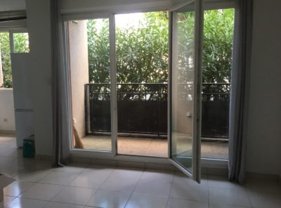 Appartement Type 2 au RDC avec garage dans résidence calme