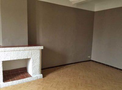 Appartement Type 2/3 de 46,60m² au 1er étage