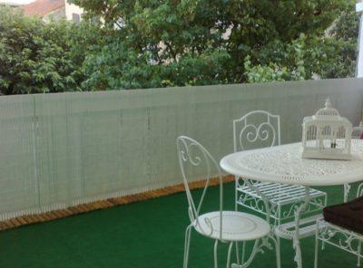 Appartement de type 1 climatisé avec terrasse