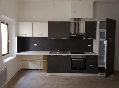 Grand Appartement Type 3 de 73,59m² au 2e étage d'un immeuble