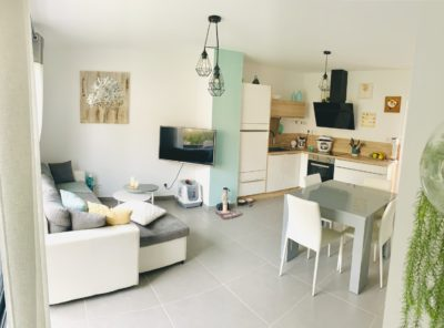 Villa T4 neuve avec jardinet