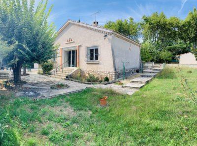 Villa T3 sur 1000m² de jardin avec possibilité d'un 2e logement