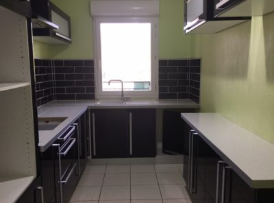 Bel appartement type 3 de 66m² avec terrasse et double garage