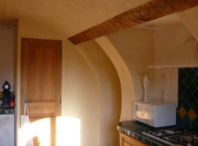 Appartement Type 3 dans bastidon avec petit extérieur