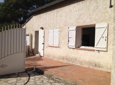 Villa Type 4  de 117,55m² avec garage et jardin clos