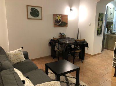 Appartement Type 2/3 climatisé avec terrasse