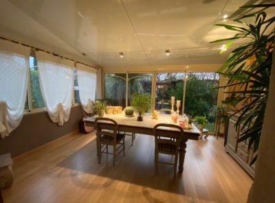 Villa T4/5 avec piscine sur 787m² de jardin paysagé