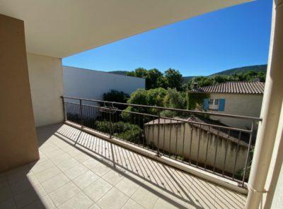Appartement Type 3 avec terrasse, garage dans résidence