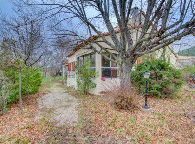 Villa Type 3 avec garage sur 1700m² de jardin campagne