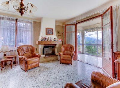 Villa de Type 3 avec veranda sur jardin de 1000m²
