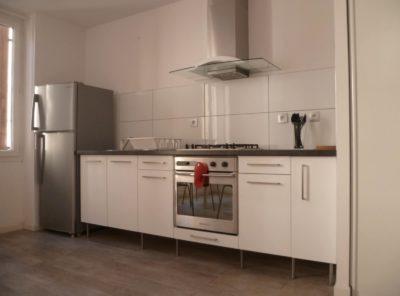 Appartement type 2 atypique et climatisé de 35,56m² au 1er étage