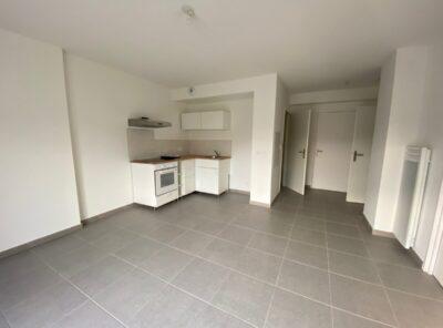 Superbe Appartement Type 2 de 43m² hab avec terrasse dans résidence