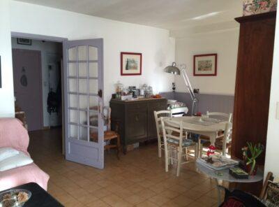 Appartement Type 2 au RDC avec cave
