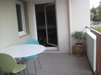 Appartement Type 3 avec terrasse et garage