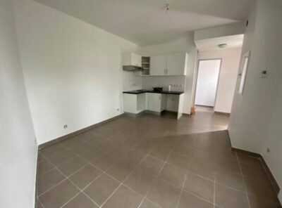 Appartement Type 3 en duplex avec place de parking et cave privative