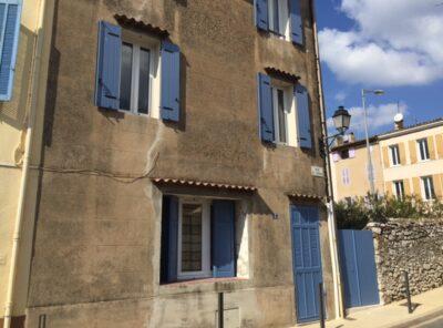 Appartement Type 2 de 44,72m² au rez de chaussée d'un immeuble