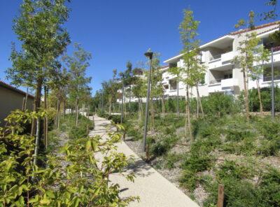 Appartement Type 2 avec terrasse et parking privatif