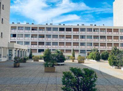 Appartement Type 3 au RDC d'un immeuble