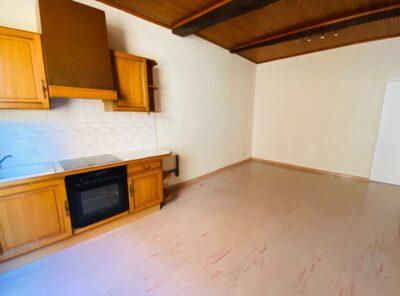 Appartement de Type 2 au 1er étage